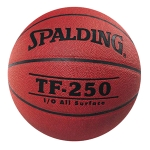 Spalding TF-250 Size 7 Basketball