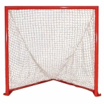"Box Lacrosse Goals 4' x 4'6""  x 4'6"""