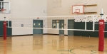 6000 Scholastic Volleyball Two Court System