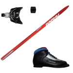 Junior SNS Ski System Package