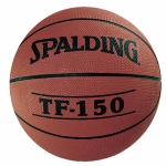 Spalding TF-150 Rubber Basketball Size 7