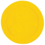 Spot Markers - Round Yellow
