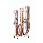 PVC Jump Rope/Hoop Holder