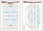 Pro Coaching Board - Ice Hockey