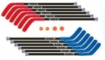 X9 Floor Hockey Stick Set (Set of 12)
