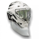 Goalie Cage with Extended Chin