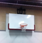 Rectangular Steel Backboard (Plain)