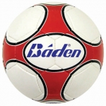 Low Bounce Synthetic Leather Soccer Ball - Size 4